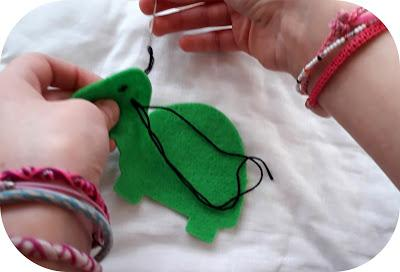 Mon petit kit de couture - Editions USBORNE