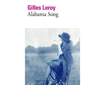 Alabama song (Gilles Leroy)