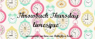 Throwbak Thursday Livresque Episode 1