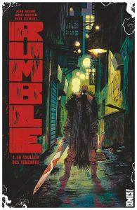 Rumble Tome 1 : La couleur des ténèbres