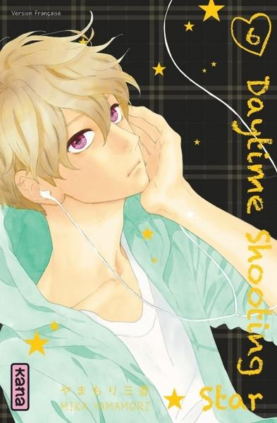 Couverture Daytime Shooting Star, tome 06