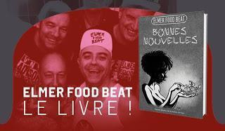 """Bonnes nouvelles"" d'Elmer Food Beat"