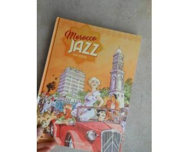 Morocco Jazz – Julie Ricossé