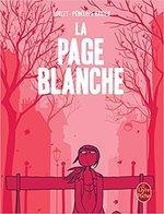 La Page blanche de Pénélope Bagieu et Boulet