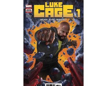LUKE CAGE #1 : LES NOUVELLES AVENTURES EN SOLO DE LUKE CAGE