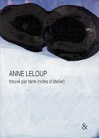 Anne Leloup, éditrice chez Esperluète et artiste