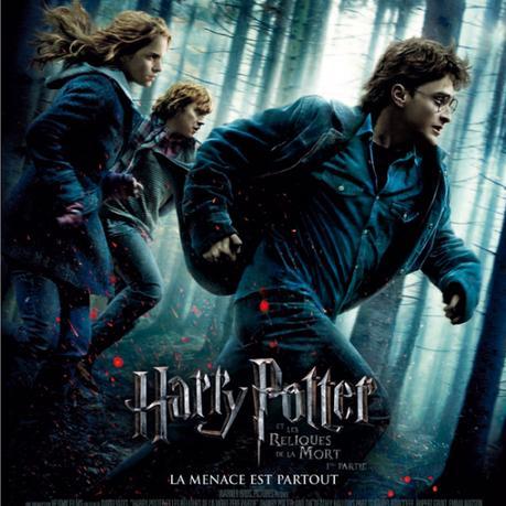 Harry Potter et les reliques de la mort – J.K ROWLING