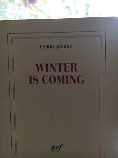 Winter is coming, Pierre Jourde