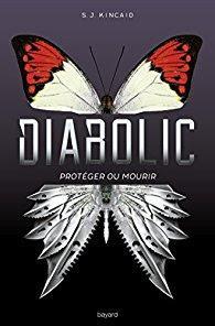 Diabolic - S.J Kincaid