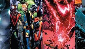 Avengers Champions Uncanny #23, U.S.