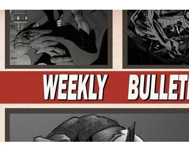 Weekly Bulletin du 22 mai 2017