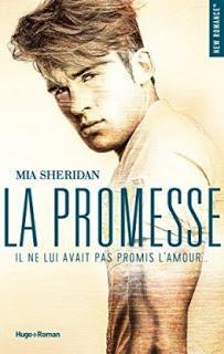 La promesse de Mia Sheridan - Editions HUGO ROMAN