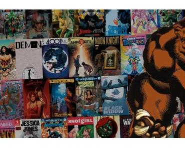 5 comics qui m'ont stupéfié