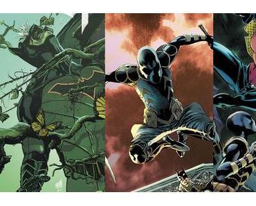 Batman #23, Detective Comics #955, Detective Comics #956