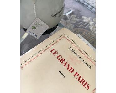 Le grand Paris, Aurélien Bellanger