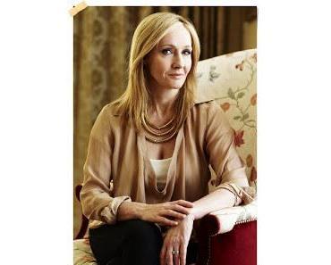 Présentation de l'auteur J.K. Rowling