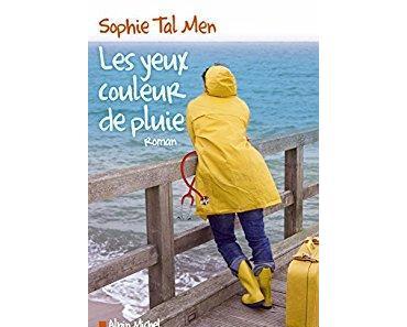 Les yeux couleur de pluie de Sophie Tal Men