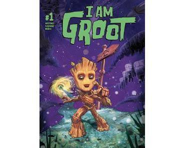 I AM GROOT #1 : BABY GROOT EN SOLO
