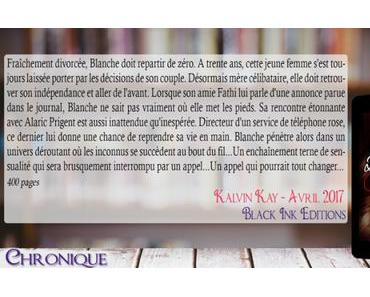 Double appel – Kalvin Kay