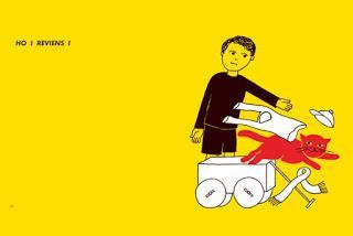 Chez Charlip, amour + humour = complicité