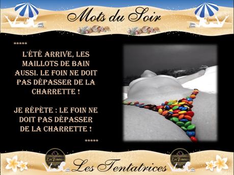 Mots Du Soir – Dimanche 18.06.2017