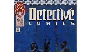 BATMAN DETECTIVE COMICS ANNUAL (1990) COVER STORY RELOADED épisode