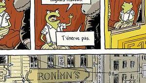 petit rêve Georges Frog