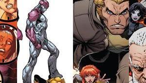 X-Men Gold Blue Weapon