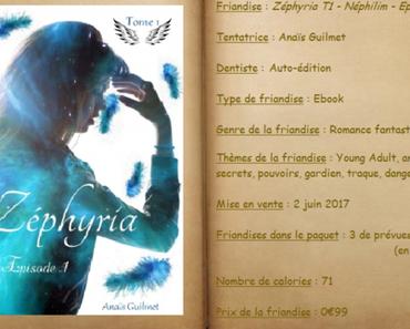 Zéphyria T1 - Néphilim - Episode 1 - Anaïs Guilmet