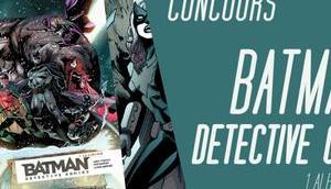 album Batman Detective Comics gagner