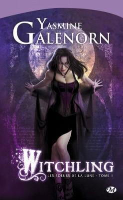 Les Soeurs de la Lune, T1 : Witchling