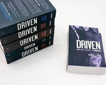 Down shift | K. Bromberg (Driven #8)