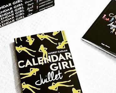 Juillet | Audrey Carlan (Calendar Girl #7)