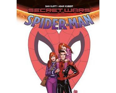 SECRET WARS - SPIDER-MAN (RENOUVELER SES VŒUX)