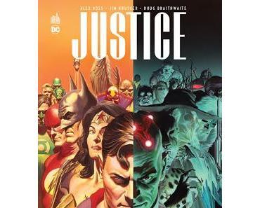 JUSTICE (DC ESSENTIELS) : LES HEROS TOMBENT DE HAUT