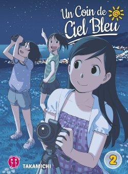 Un coin de ciel bleu Tome 2 de Takamichi