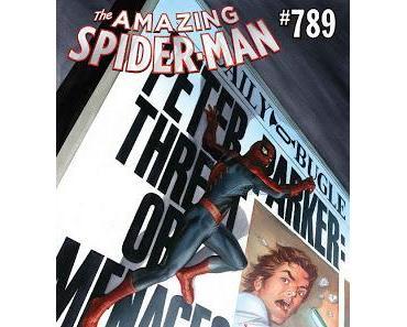 MARVEL LEGACY THE AMAZING SPIDER-MAN : LE GRAND RETOUR EN ARRIERE