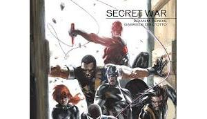 Secret wars guerre secrete dans collection marvel events panini