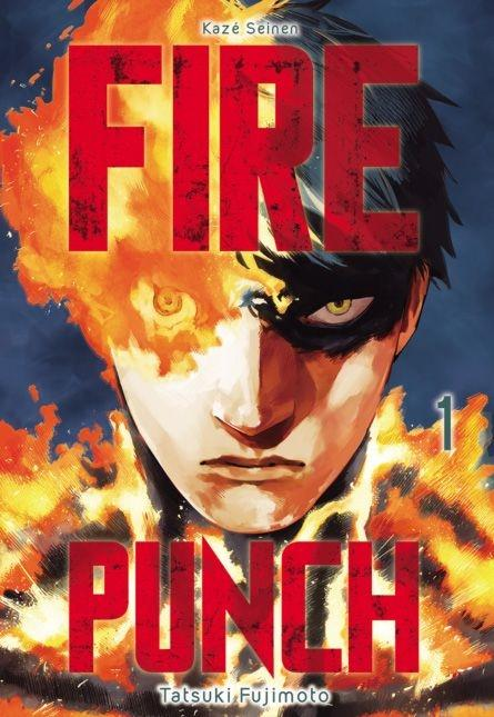 Fire Punch (1) - Tatsuki Fujimoto