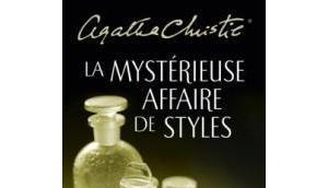 mystérieuse affaire Styles Agatha Christie