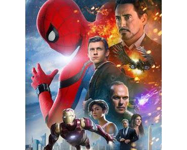 """SPIDER-MAN HOMECOMING : LA CRITIQUE """"UNIVERSCOMICS"""""""