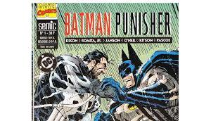Batman/punisher rencontre musclee annes chez semic