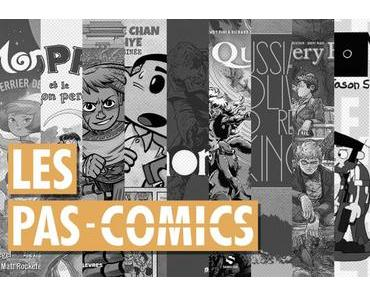Les Pas-Comics de l'été