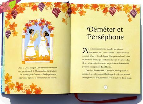 Mythes du monde entier illustrés - éditions Usborne