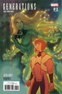 MARVEL GENERATIONS : JEAN GREY & THE PHOENIX