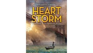déferlante, tome Heart Storm Michael Buckley