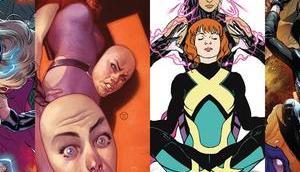 Mighty Thor #21, Hawkeye Jean Grey All-New Wolverine