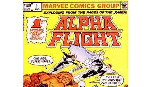 Alpha flight division alpha) 1983 cover story reloaded