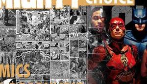 comics pour découvrir Justice League