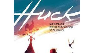 Huck samaritain mark millar rafael albuquerque